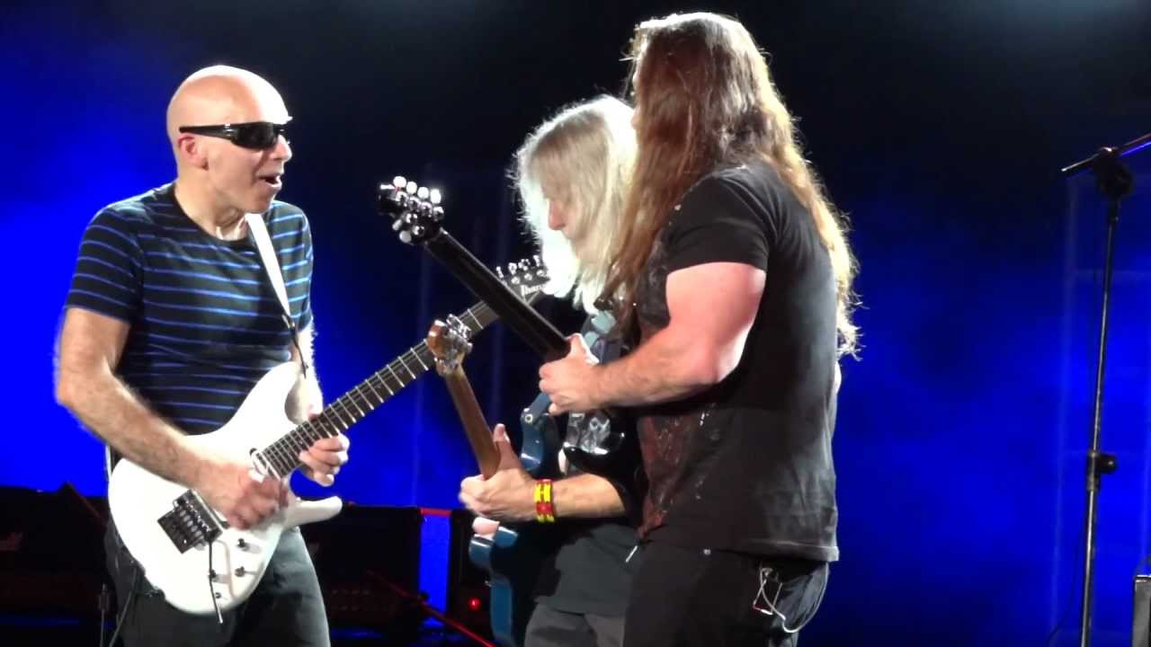 joe satriani announces 2018 g3 tour with john petrucci and phil collen axs. Black Bedroom Furniture Sets. Home Design Ideas