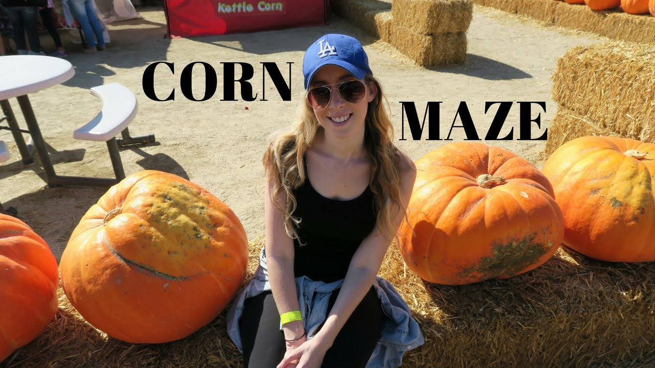 Corn Mazes And Pumpkin Patches Near Los Angeles 2017