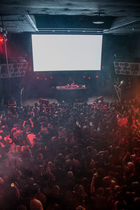 Flosstradamus puts on intimate club show at 1015 in SF