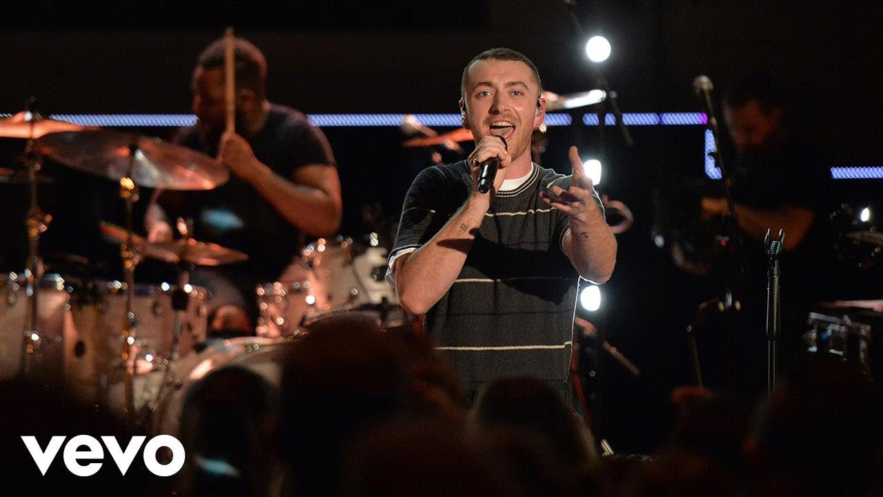 Watch: Sam Smith performs two of George Michael's biggest hits on BBC Radio 1
