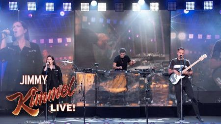 Watch: The xx perform Dangerous' and 'Say Something Loving' on Kimmel