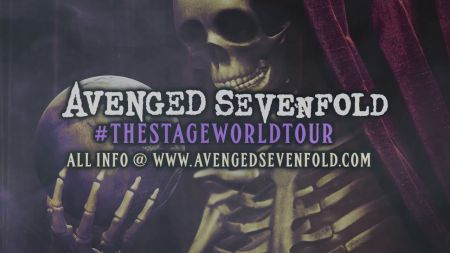 Avenged Sevenfold announce US 2018 tour with Breaking Benjamin and Bullet For My Valentine