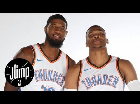 Oklahoma City Thunder off to fast start with Paul George