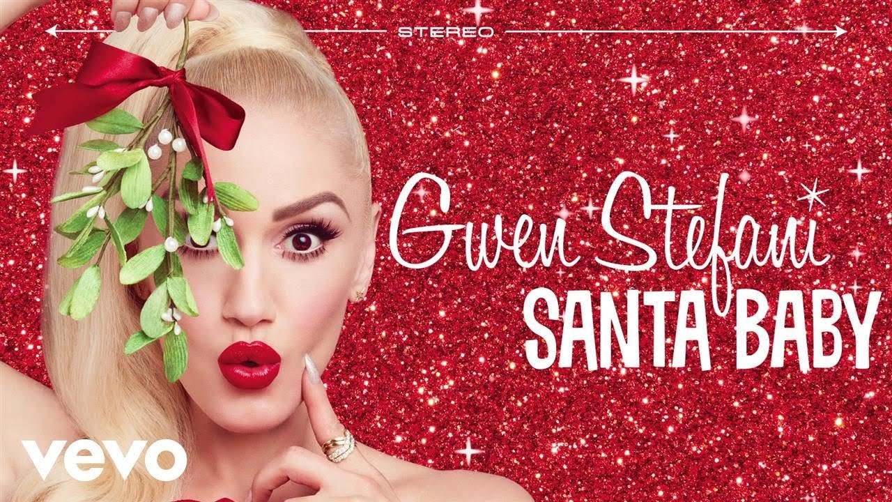 Listen: Gwen Stefani celebrates Christmas early with 'Santa Baby' cover