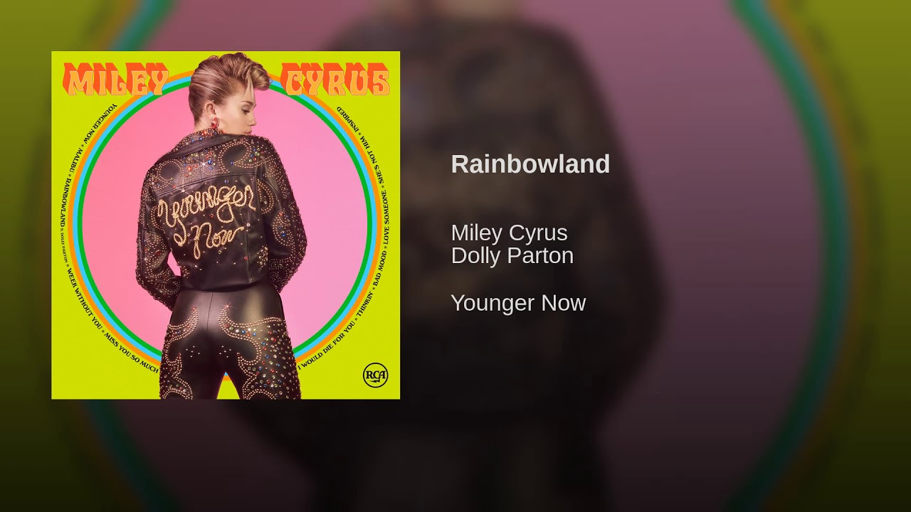 Listen: Miley Cyrus and Dolly Parton dream up 'Rainbowland' collaboration