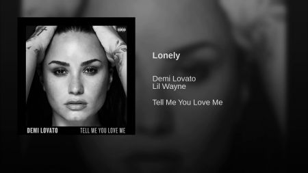 Listen: Demi Lovato feels 'Lonely' on new track with Lil Wayne