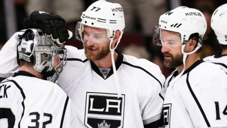 LA Kings player profile: Jeff Carter