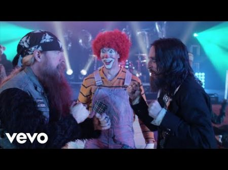 Black Label Society debut music video for first single 'Room of Nightmares' from upcoming album 'Grimmest Hits'