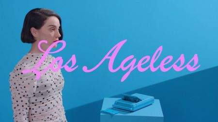 St. Vincent prepares herself for plastic surgery in new 'Los Ageless' video