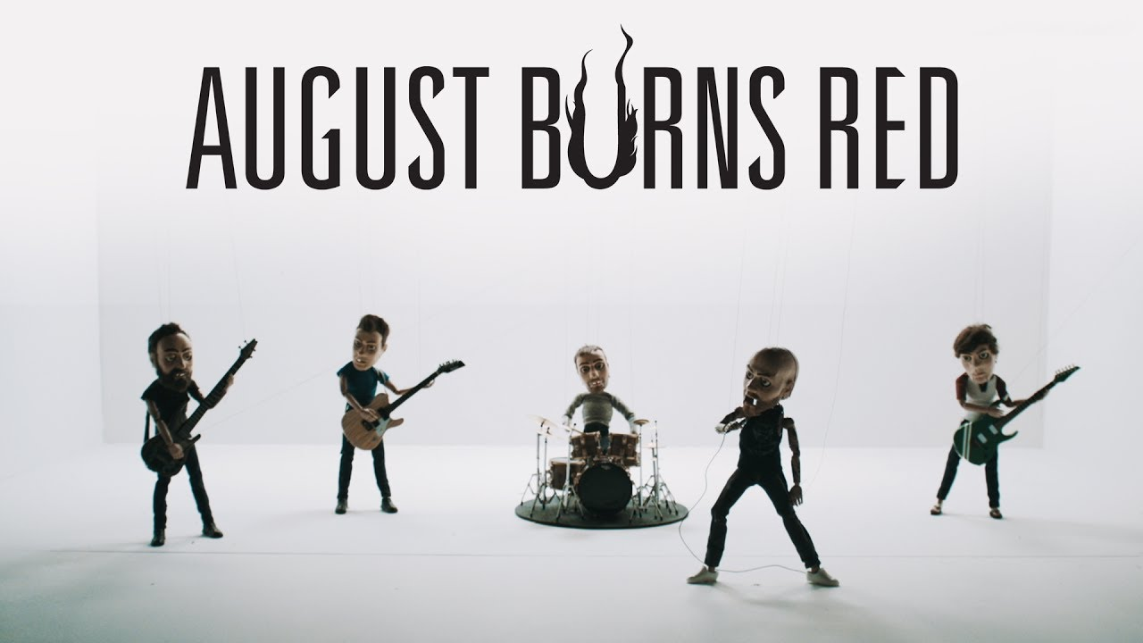 Interview: August Burns Red's Brent Rambler discusses 'Phantom Anthem'