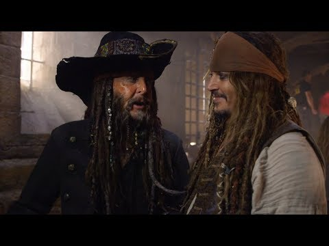 New 'Pirates of the Caribbean: Dead Men Tell No Tales' DVD features outtakes of Paul McCartney acting, singing