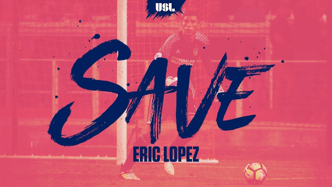 Galaxy II goalie Eric Lopez selected to US under-18 training camp in Spain
