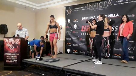 UFC 216: Borella becomes 45th Invicta FC athlete to score Octagon opportunity