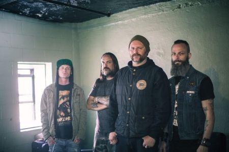 Alaska metal band 36 Crazyfists