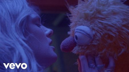 Watch: Tove Lo gets sexy with a puppet in 'Disco Tits' music video