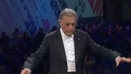 Zubin Mehta to direct the Israel Philharmonic Orchestra at the Arlington Theatre