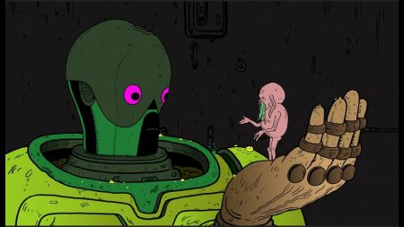 Watch Chad VanGaalen's trippy, award-winning animated short 'TARBOZ'