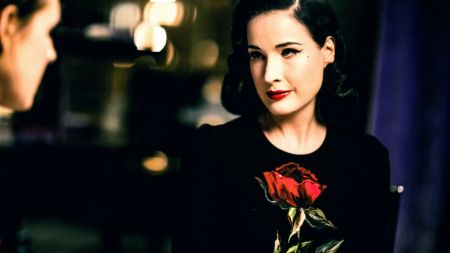 Dita Von Teese will celebrate New Year's Eve at the Theatre at Ace Hotel