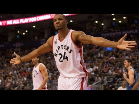 Norman Powell inks extension with Toronto Raptors