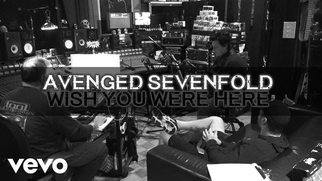 Listen to Avenged Sevenfold cover Pink Floyd's 'Wish You Were Here