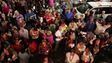 Halloween events for kids in New Orleans 2017
