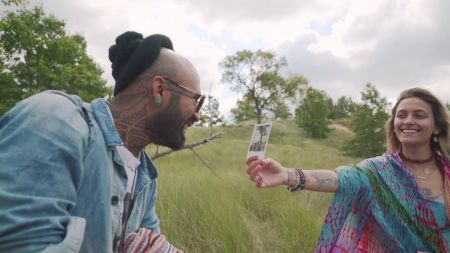Paris Jackson stars in Nahko's new video for 'Dragonfly'