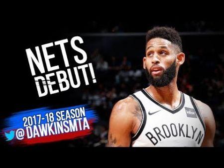 Allen Crabbe makes Brooklyn Nets debut