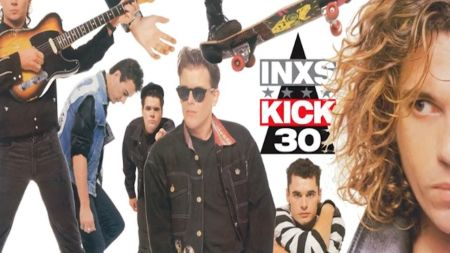 INXS announce 30th anniversary 'Kick' reissue