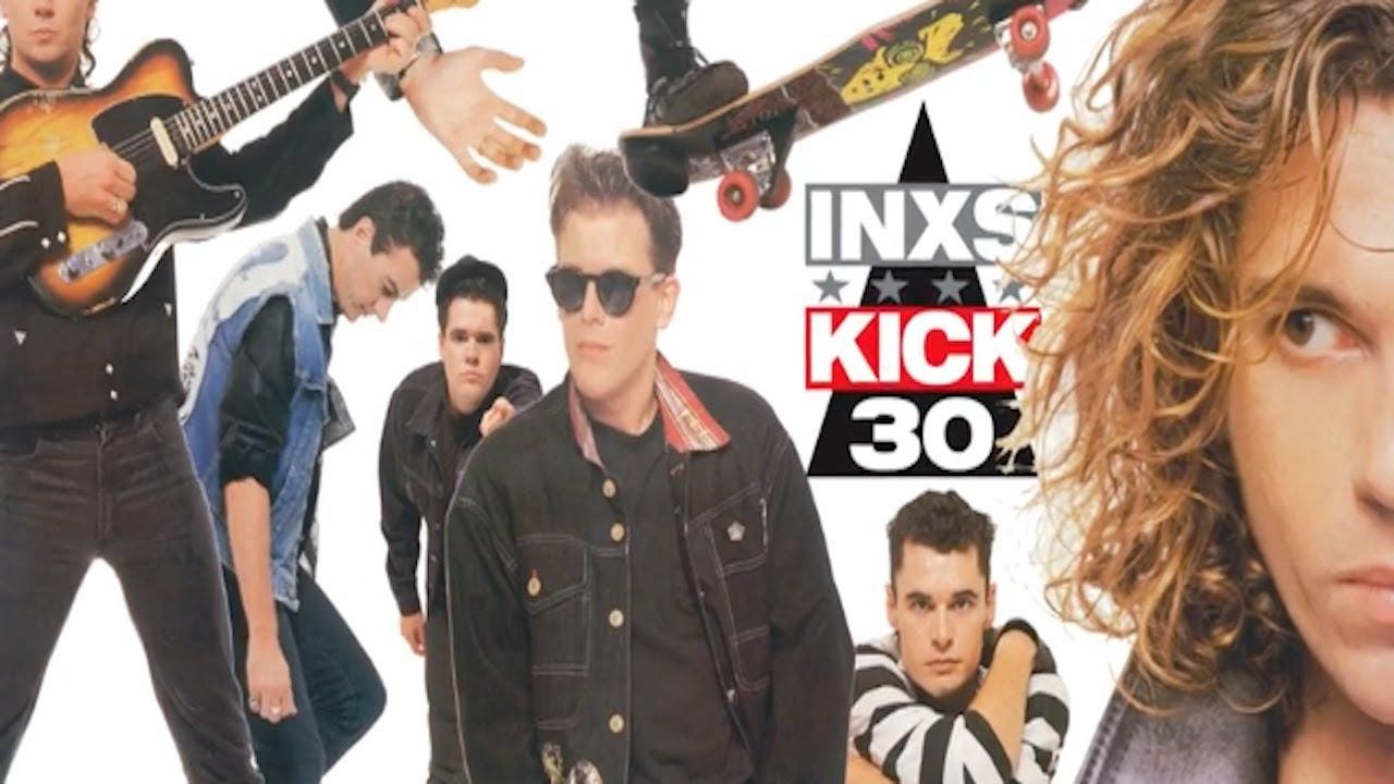 INXS announce 30th anniversary 'Kick' reissue