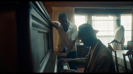 Watch: ODESZA and Leon Bridges dance 'Across the Room' in new music video
