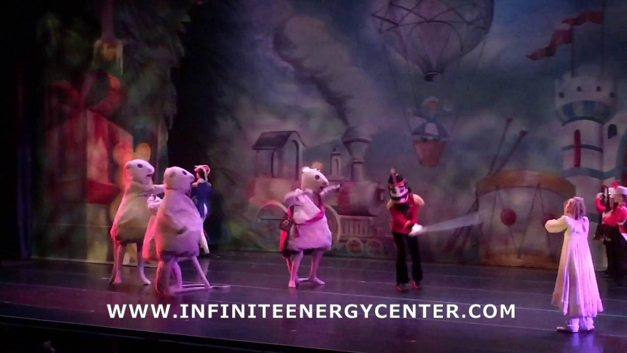 Classic Christmas ballet 'The Nutcracker' coming to Atlanta's Infinite Energy Theater