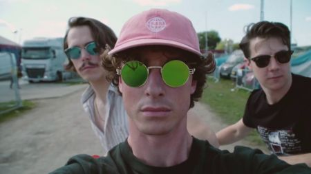 Watch Don Broco's fun POV style music video for latest release, 'Stay Ignorant'