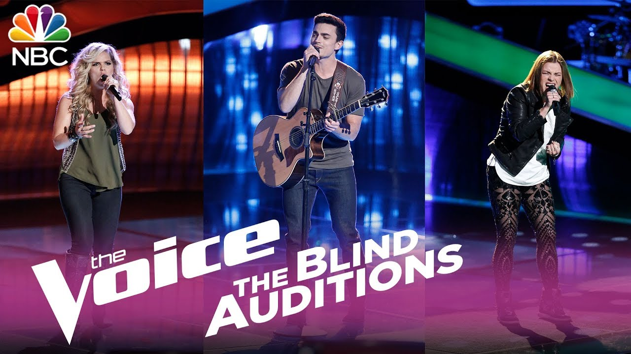 The Voice season 13, episode 5 recap and performances