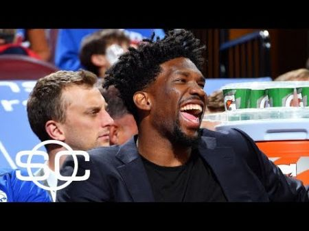 Philadelphia 76ers sign Joel Embiid to large extension