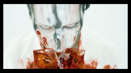 Watch: Marilyn Manson and Johnny Depp get gory in NSFW music video for 'Say10'