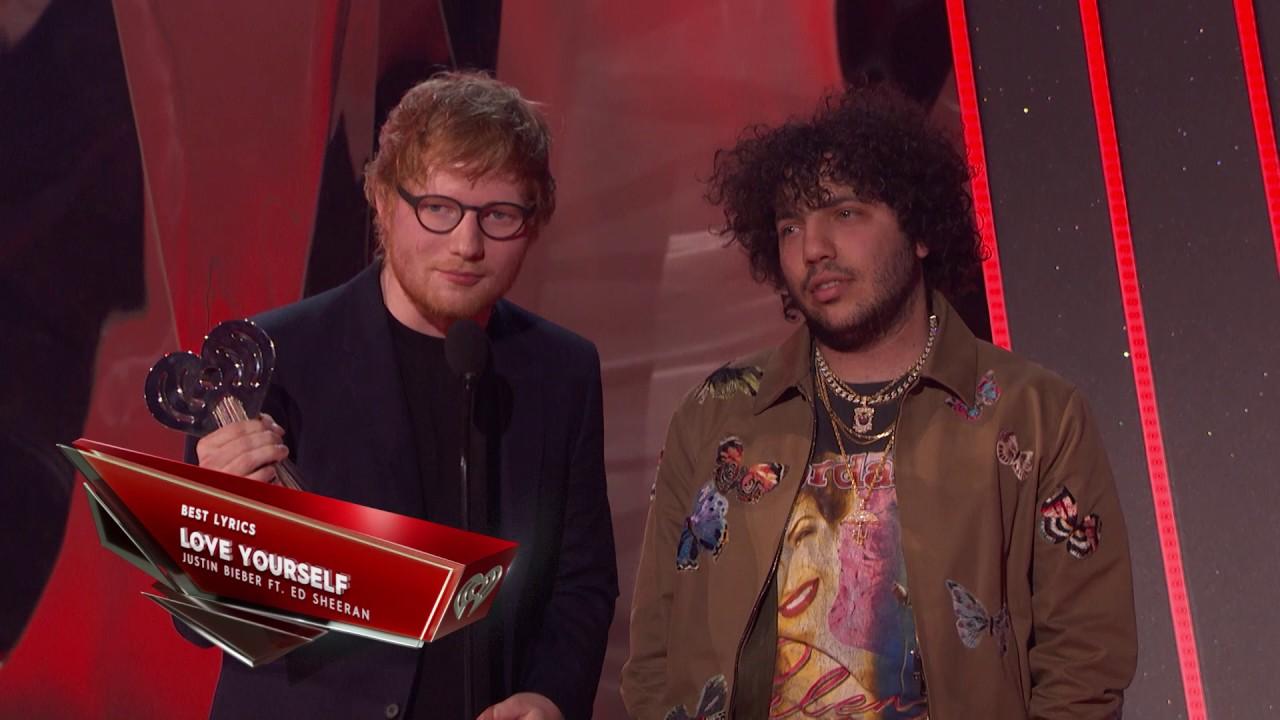Ed Sheeran scores second Song of the Year award at 2017 BMI London Awards