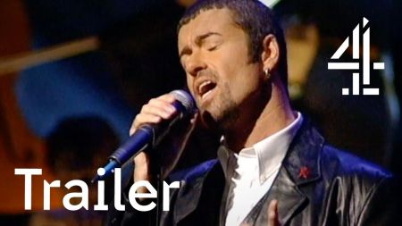 Watch: New star-studded trailer released for George Michael documentary feat. Liam Gallagher, Elton John and more