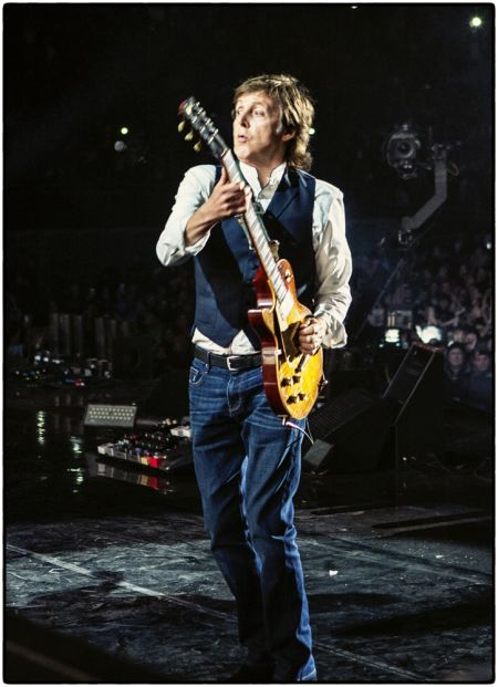 Paul McCartney featured in Grammy Awards special of past highlights