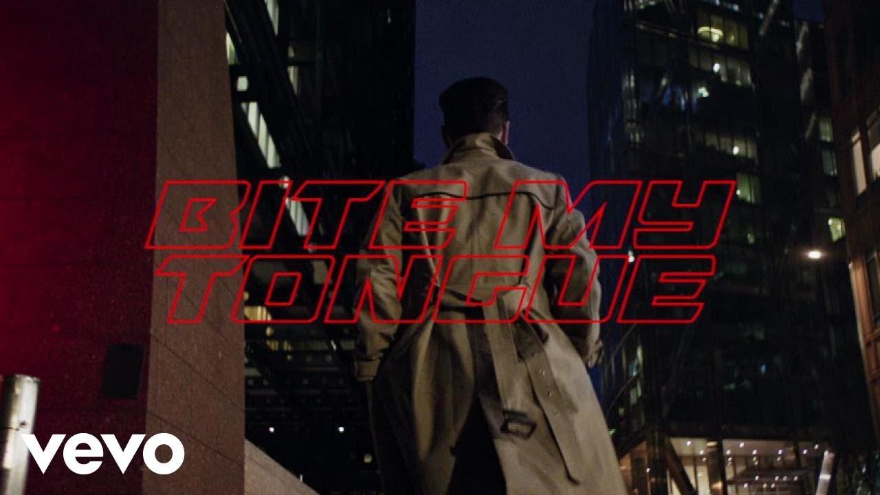 Logan Henderson plays the hero in 'Bite My Tongue' music video