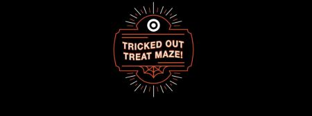 The Target Tricked Out Treat Maze event takes place on Oct. 21 at 2:00 PM at Microsoft Square.