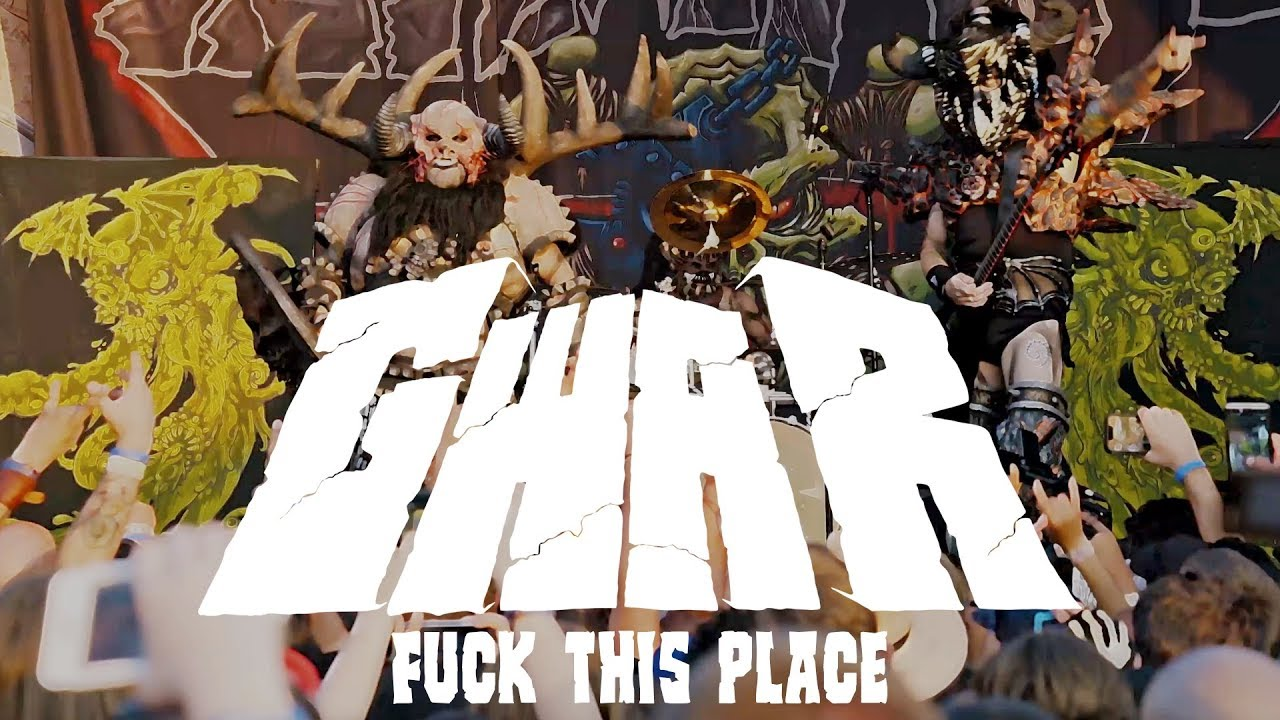 Interview: GWAR guitarist talks Blothar, bullying and new album