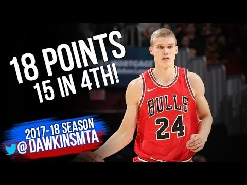Lauri Markkanen provides a spark for Chicago Bulls