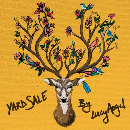 Exclusive Song Premiere: Lucy Angel pack up the past on 'Yard Sale'