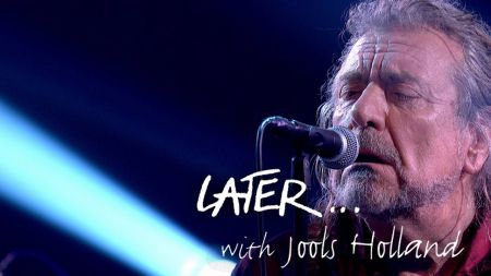 Watch: Robert Plant perform 'Bones of Saints' on 'Later with Jools Holland'