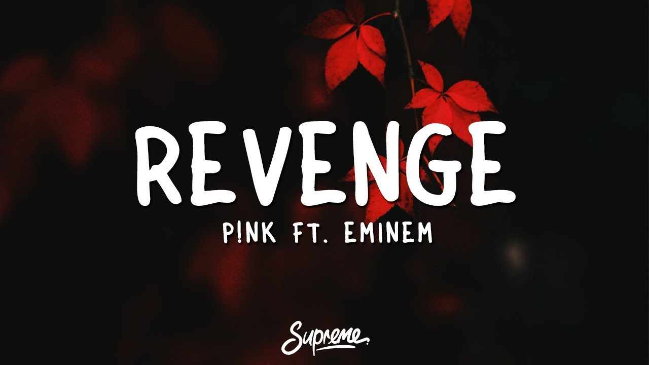 Listen: P!nk and Eminem plot sweet 'Revenge' together on new track