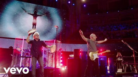 It took The Who almost 50 years to play 'Tommy' in full live for the very first time