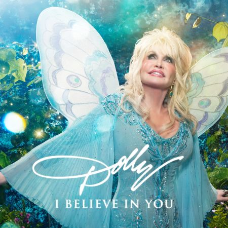 "Dolly Parton's first children's album ""I Believe in You"" is out today."