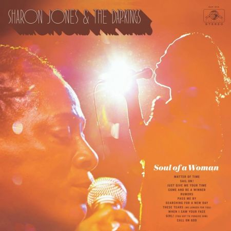 Sharon Jones' final album, Soul of a Woman,will be releasedposthumously next month on Nov. 17.