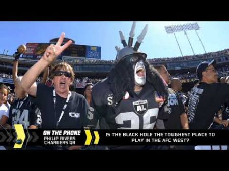 Best games in the rivalry between the Los Angeles Chargers and Oakland Raiders