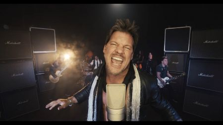 Interview: Chris Jericho on Fozzy's new 'Judas' release